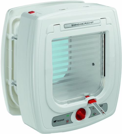 Ferplast Swing Microchip Cat Flap Review